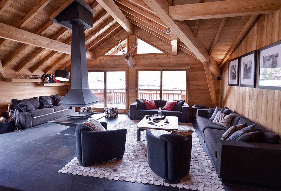 Location de l'appartement à l'Alpe d'Huez, le Chavanu