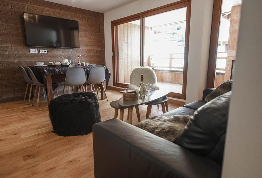 Appartement à l'Alpe d'huez en location, Kaïla 2